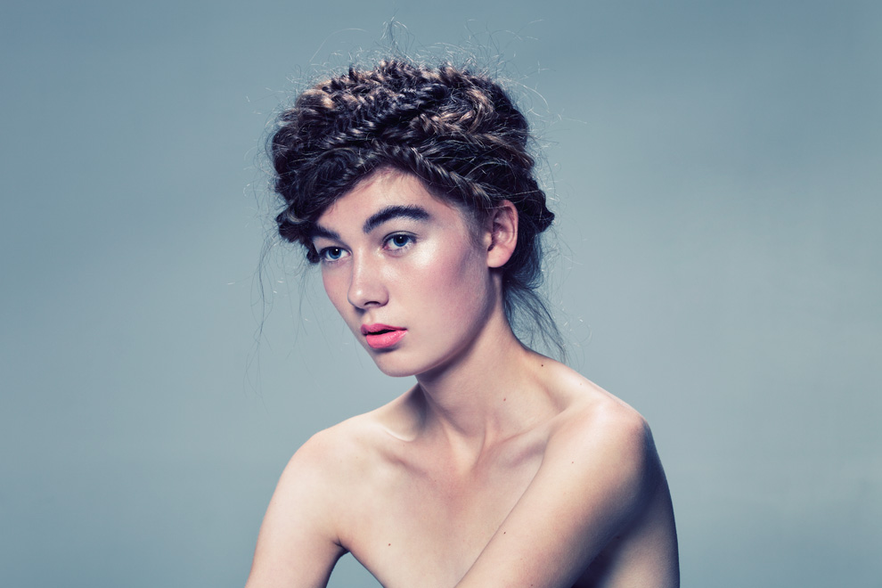 Photographer: Aaron K Makeup: Miranda Raman
